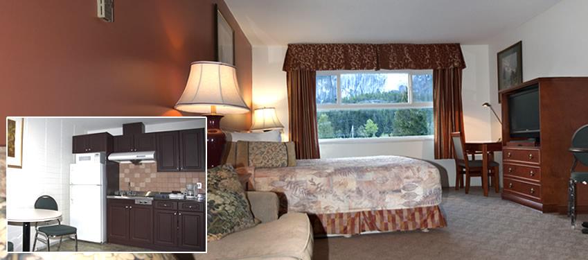 Single Room + Kitchenette
