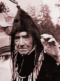 Chief August Jack