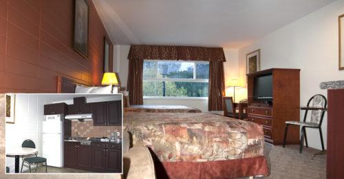 Double Room + Kitchenette