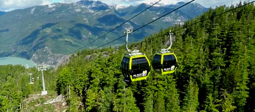 Celebrate the Holidays with Sea to Sky Gondola