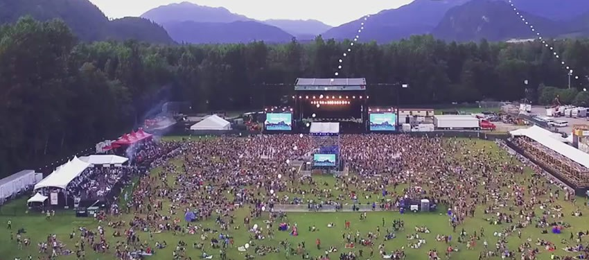 Squamish Valley Music Festival Organizers Cancel 2016 Event