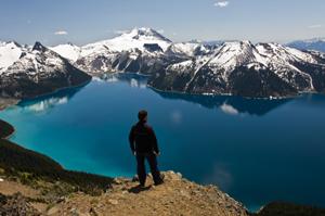 Tantalus view, Squamish