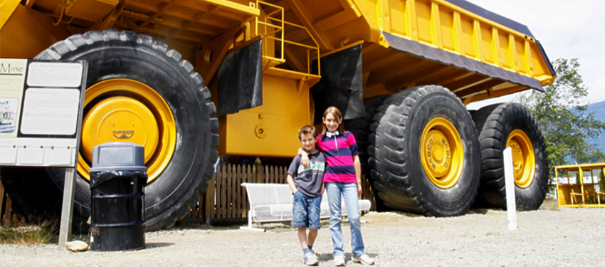 Enjoy BC Family Day at the Britannia Mine Museum This Year