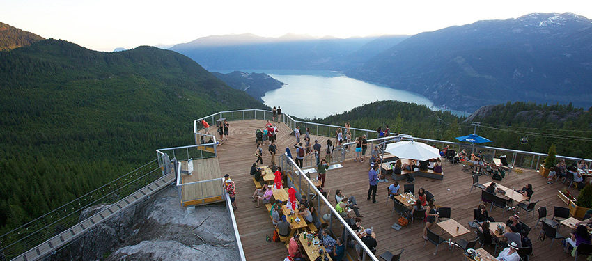 Save 50% on Family Day 2018 at Sea To Sky Gondola
