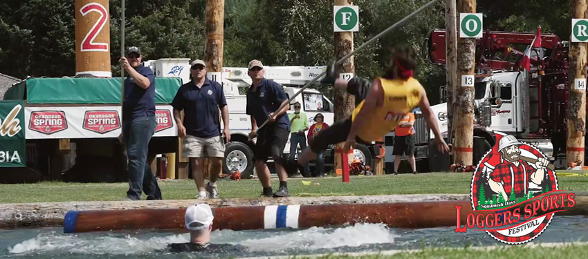 Squamish Days Logger Sports 2019