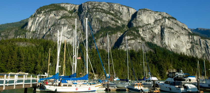 Exploring Squamish's Waterfront